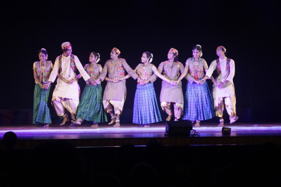 Traditional Garhwali Dance